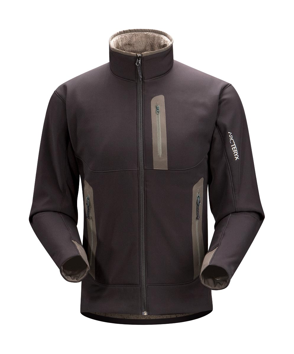 Arcteryx Men Black Hyllus Jacket