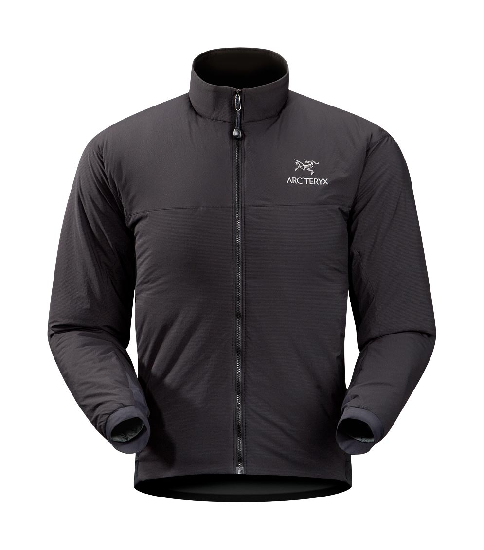 Arcteryx Men Black Atom LT Jacket