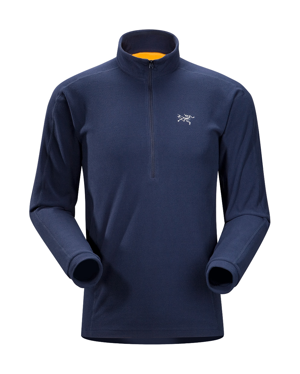 Arcteryx Men Abyss Blue Delta LT Zip