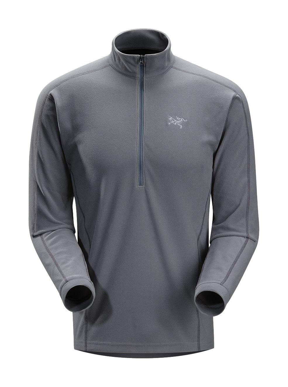 Arcteryx Men Tungsten Delta LT Zip