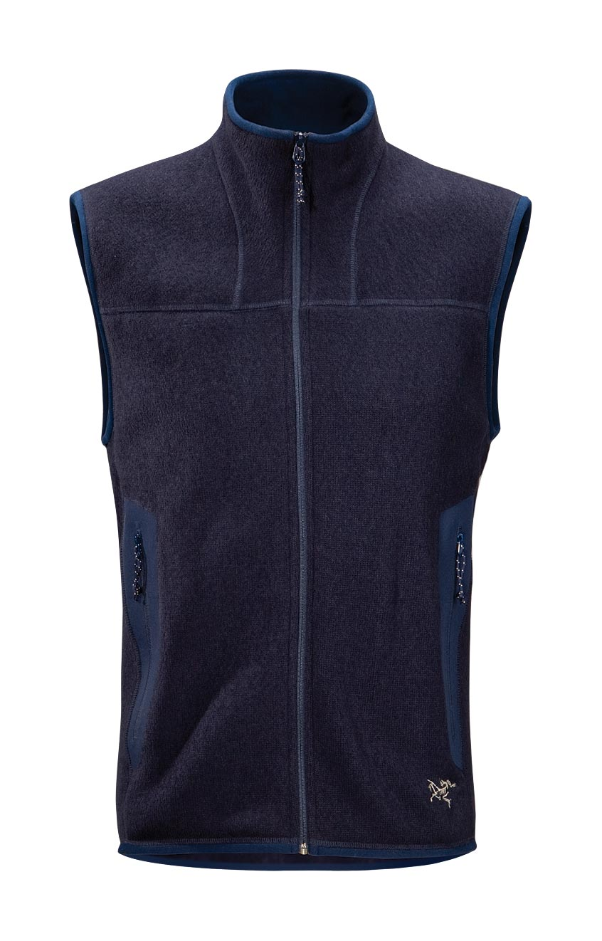 Arcteryx Men Abyss Blue Covert Vest