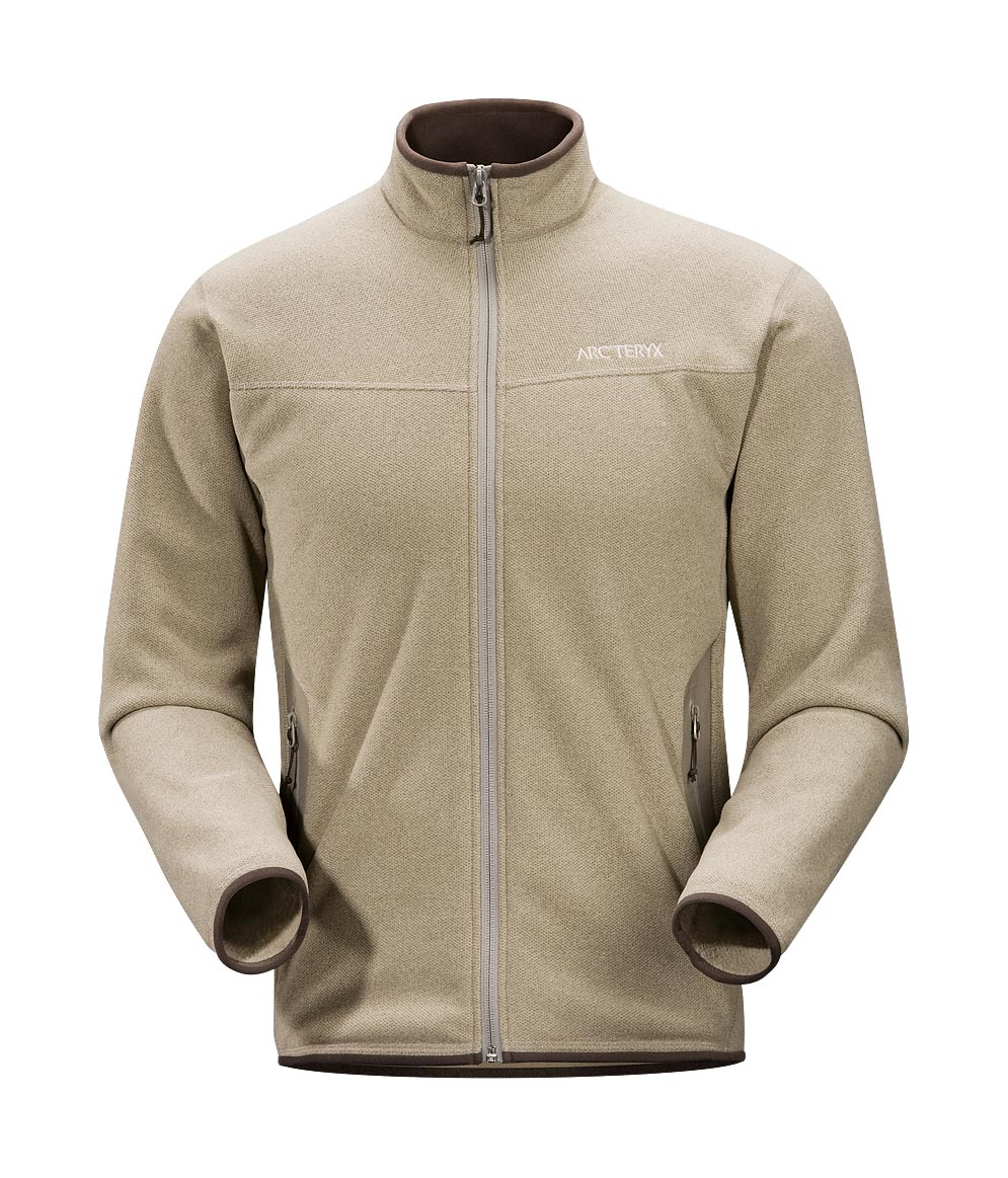 Arcteryx Men Light Carbide Apache Cardigan