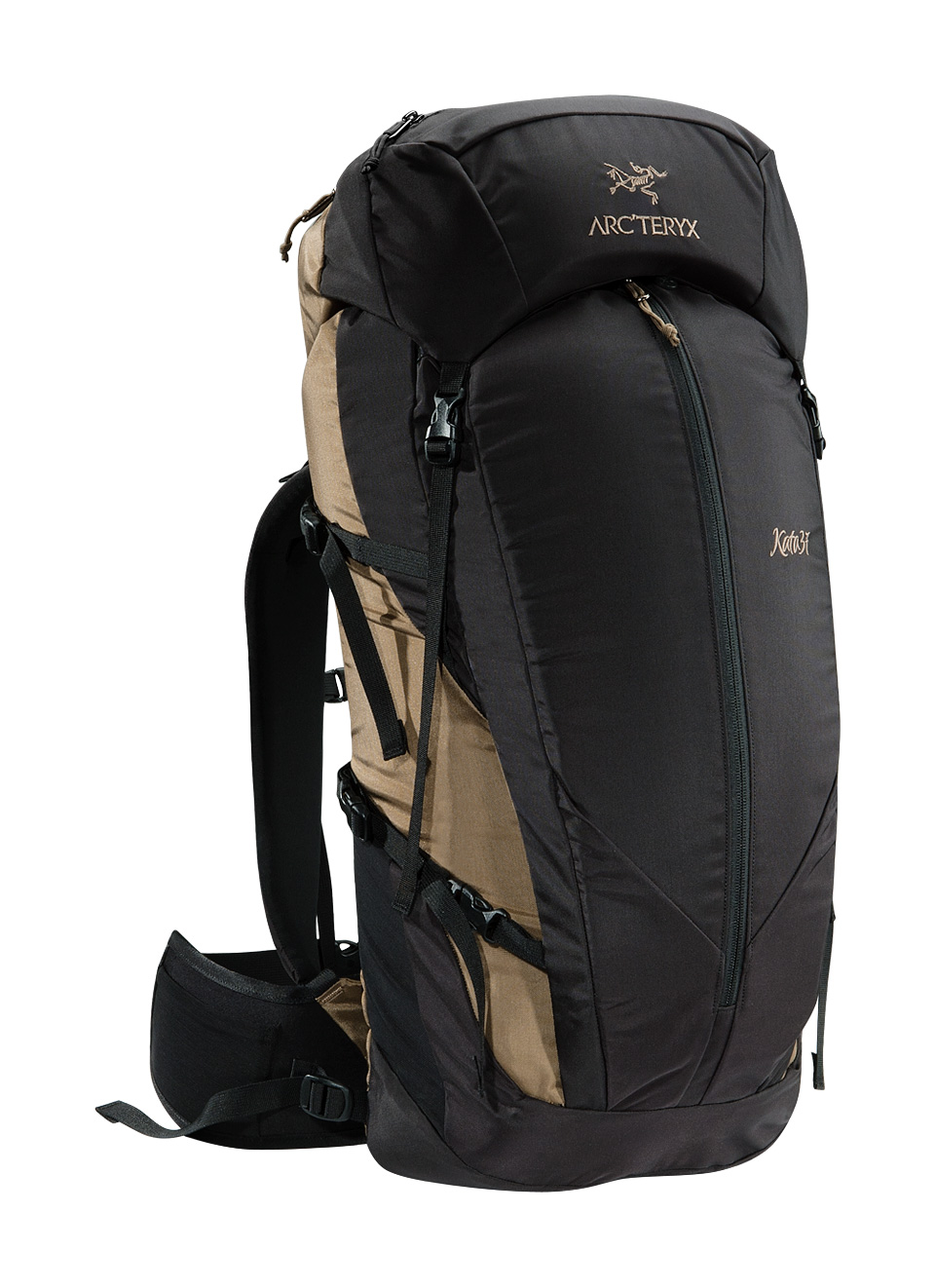 Arcteryx Men Nubian Brown Kata 38 - New