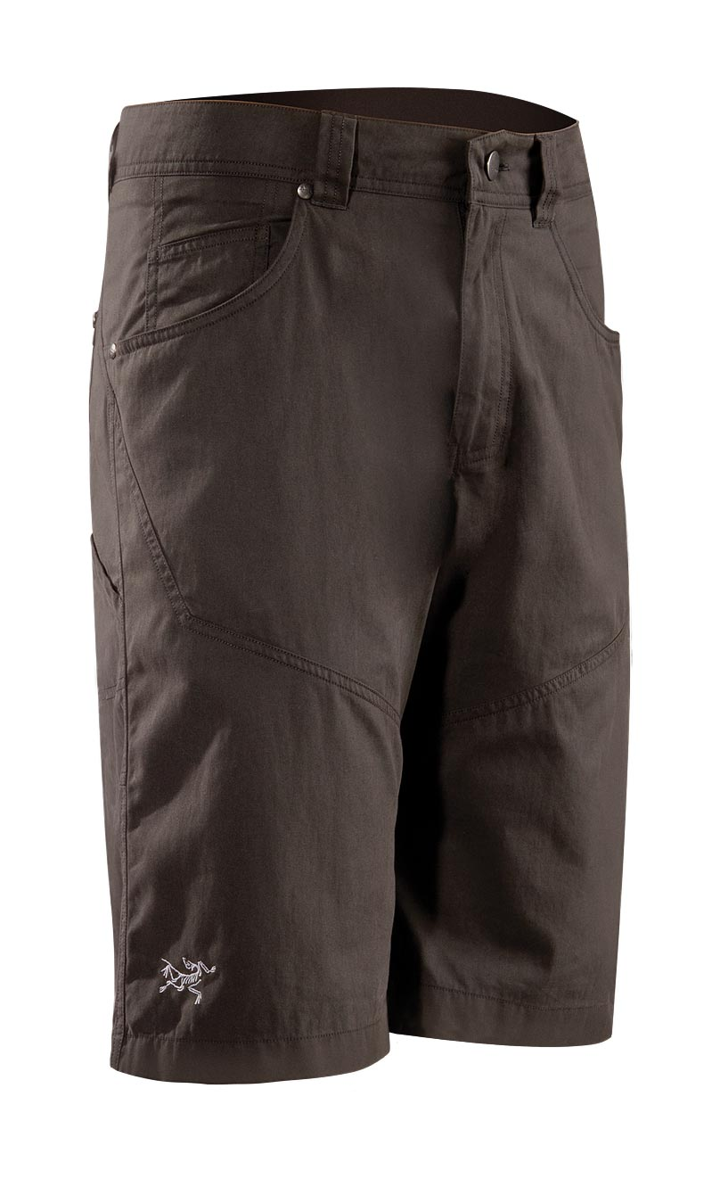 Arcteryx Men Graphite Bastion Long - New