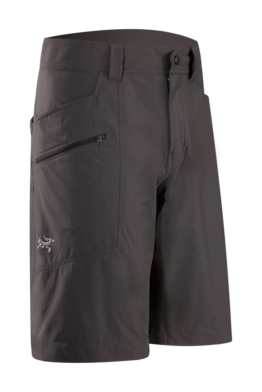 Arcteryx Men Graphite Perimeter Short - New