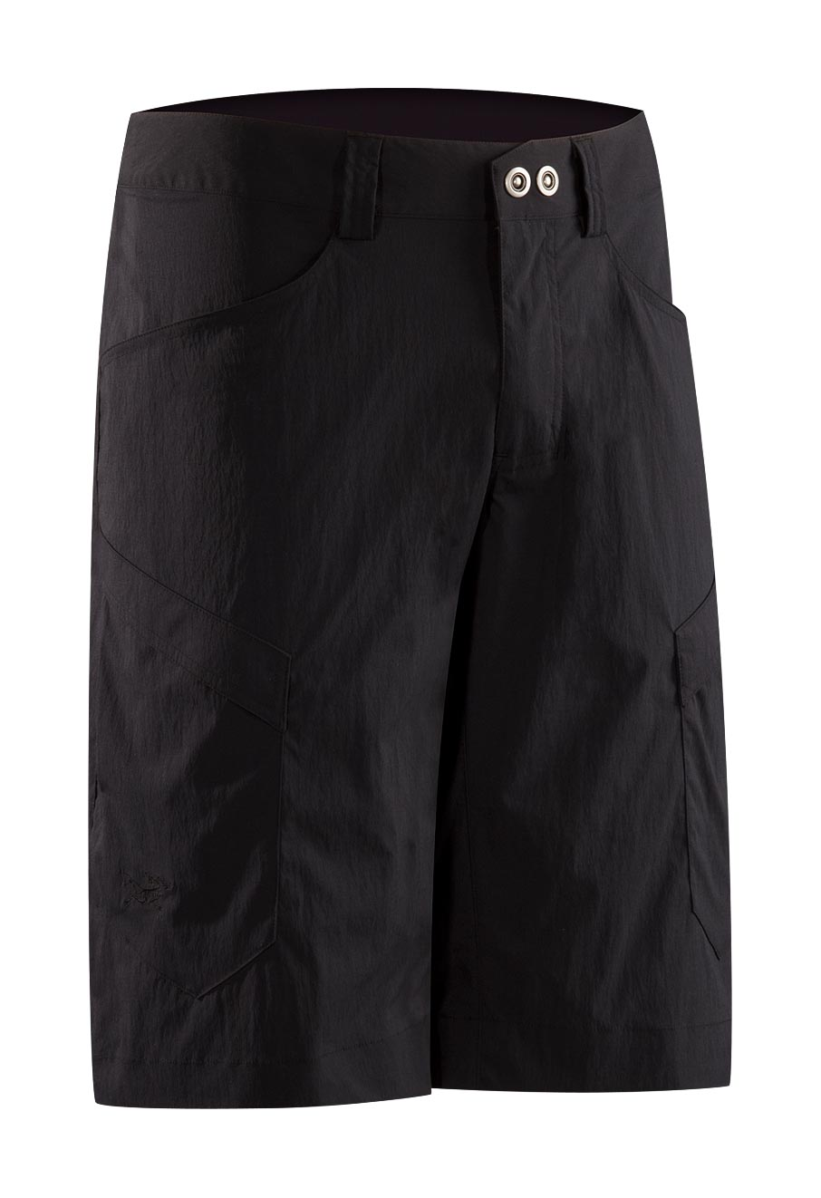 Arcteryx Men Black Rampart Long