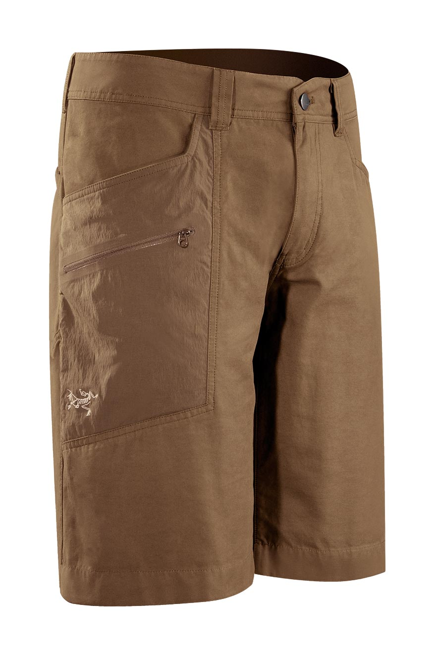 Arcteryx Men Nubian Brown Adventus Long