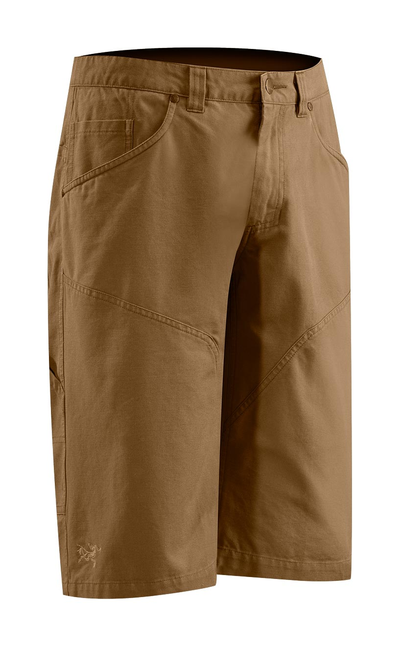 Arcteryx Men Nubian Brown Spotter Long