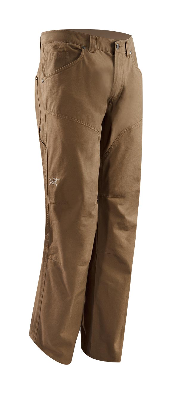 Arcteryx Men Nubian Brown Spotter Pant