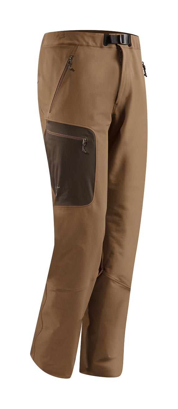 Arcteryx Men Nubian Brown Gamma AR Pant