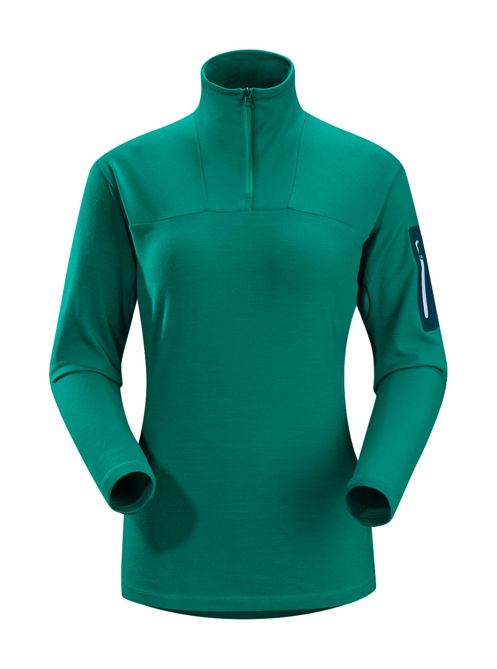 Arcteryx Women Peacock Black