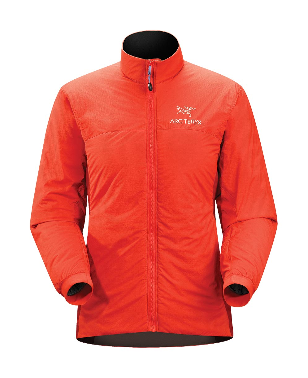 Arcteryx Jackets Women Poppy Atom LT Jacket