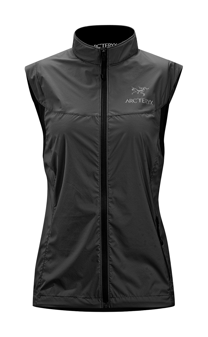 Arcteryx Jackets Women Black Celeris Vest