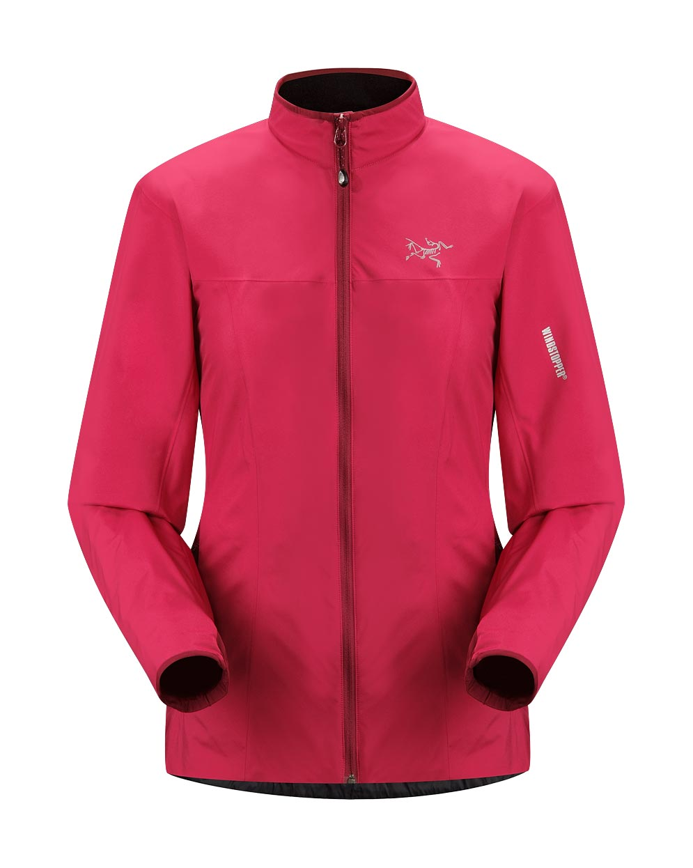 Arcteryx Jackets Women Cassis Rose Solano Jacket
