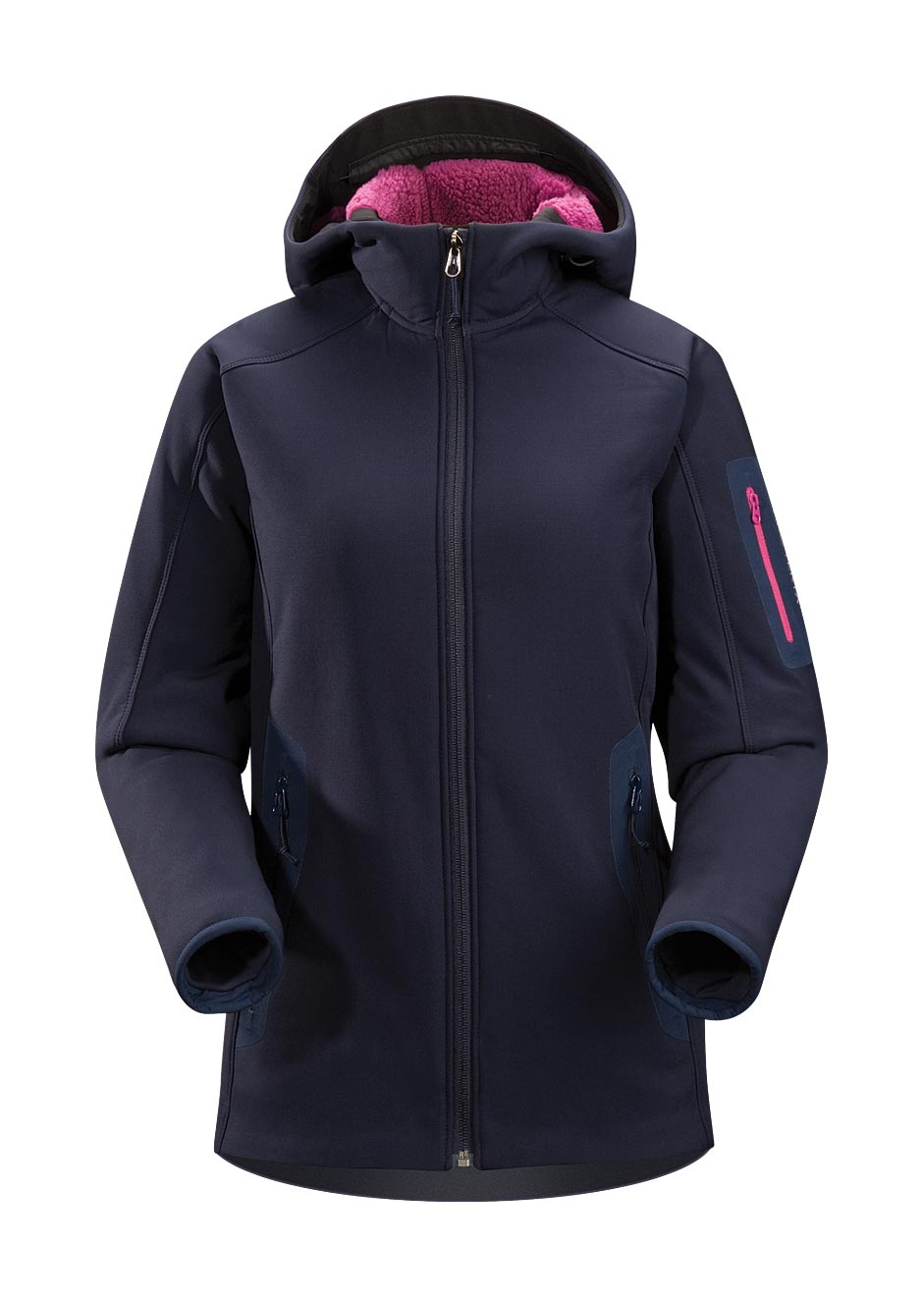 Arcteryx Jackets Women Twilight Firee Hoody