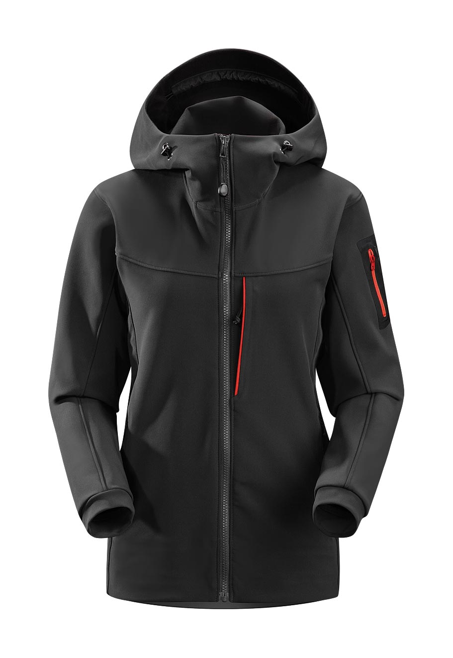 Arcteryx Jackets Women Black Gamma MX Hoody