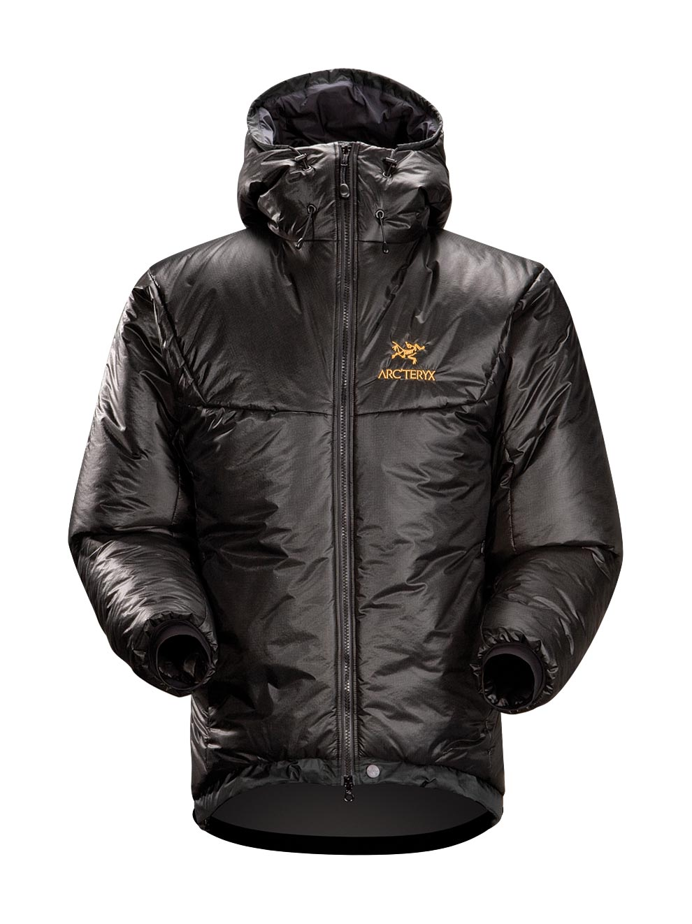 Arcteryx Jackets Women Black Dually Belay Parka