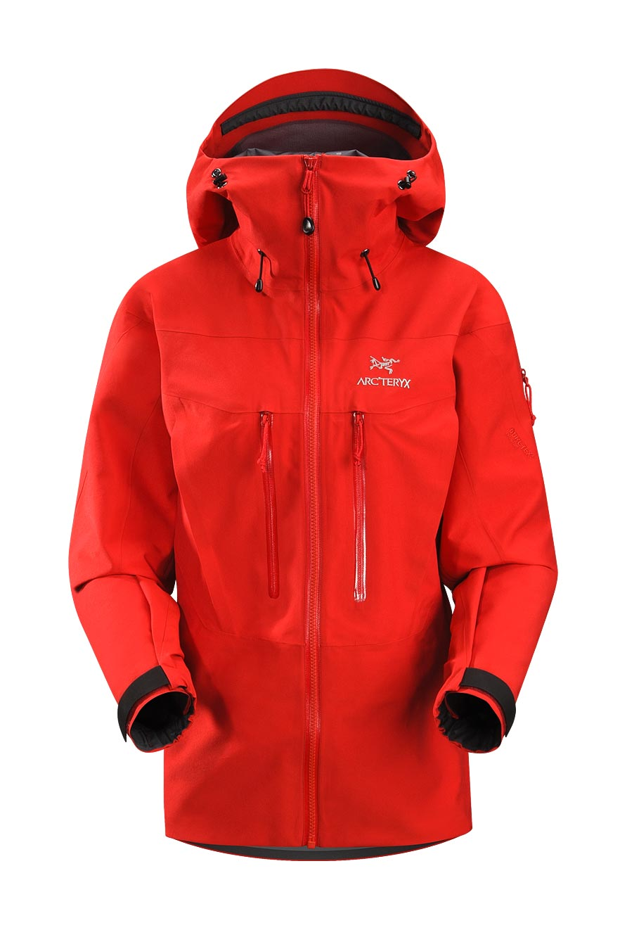 Arcteryx Jackets Women Paintbrush Alpha SV Jacket