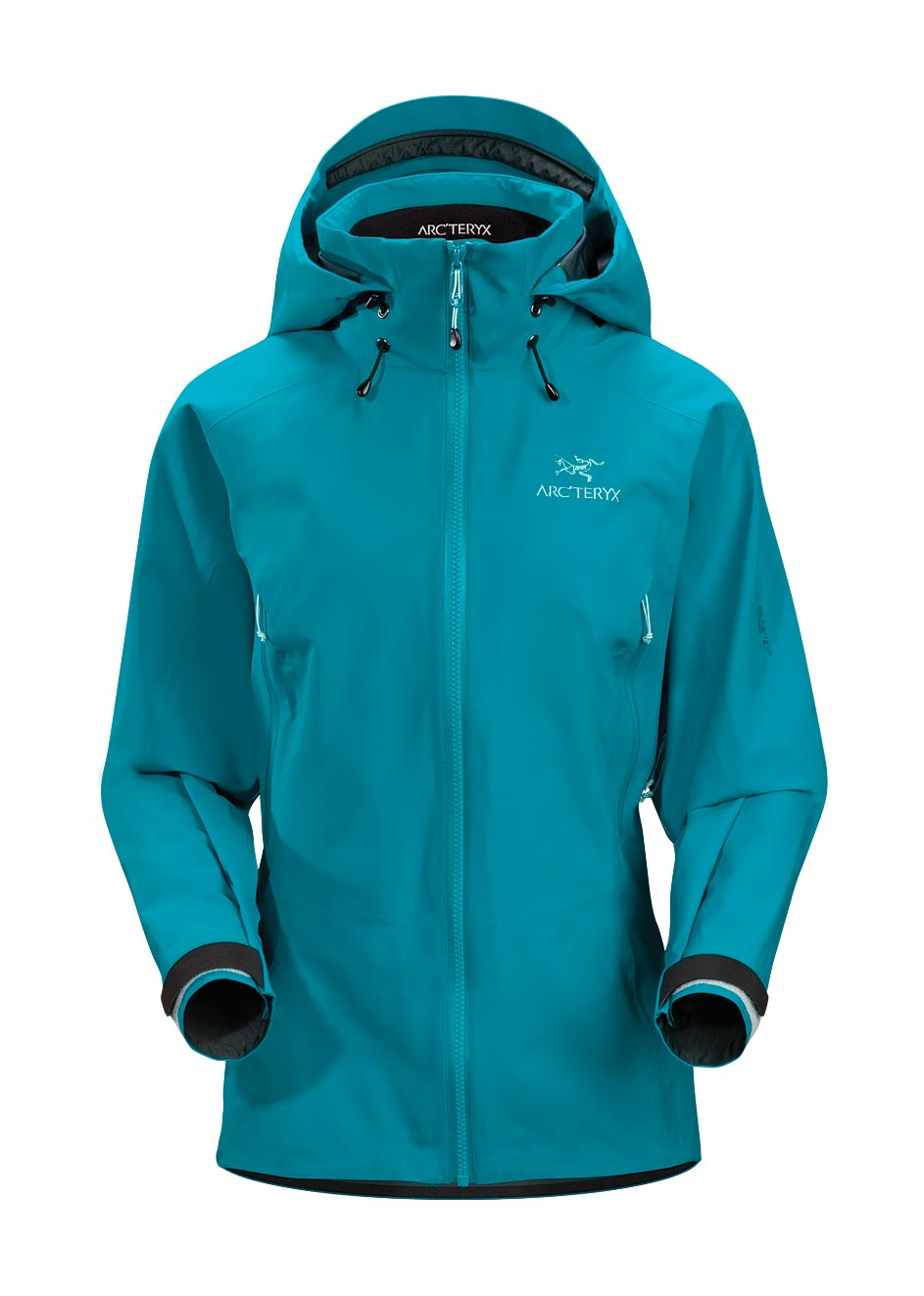 Arcteryx Jackets Women Bondi Blue Beta AR Jacket