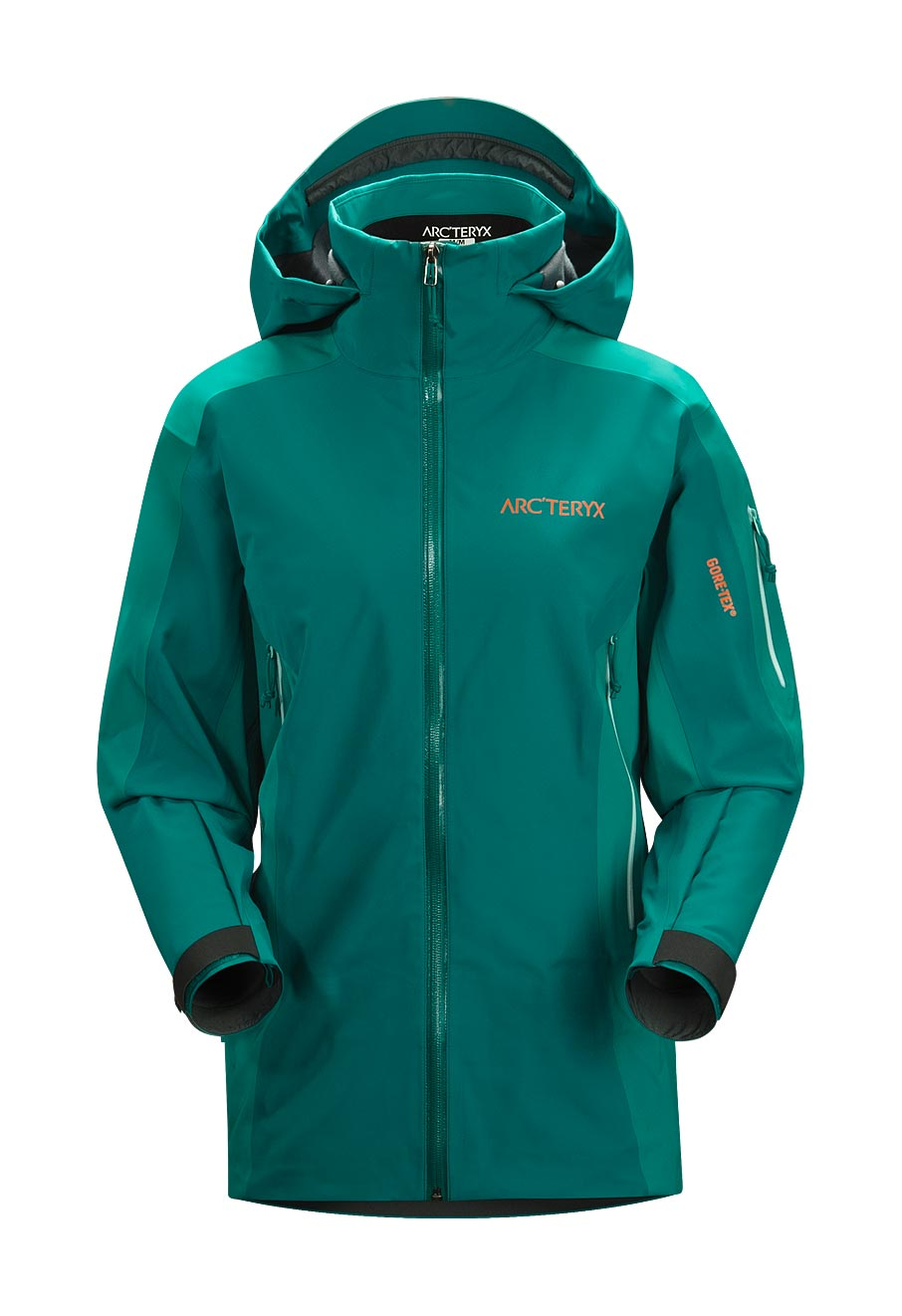 Arcteryx Jackets Women Peacock Stingray Jacket
