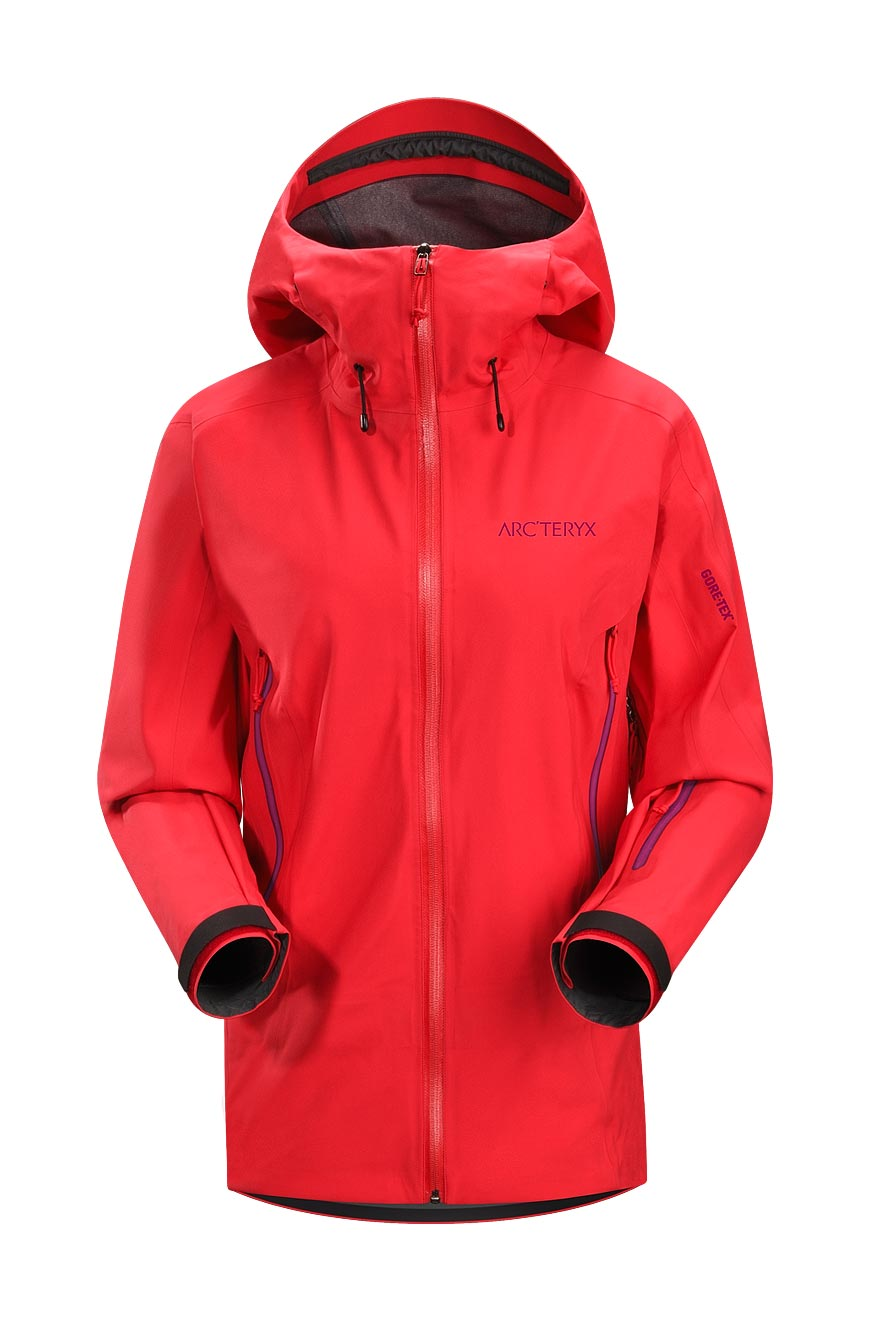 Arcteryx Jackets Women Grenadine Tempest Jacket