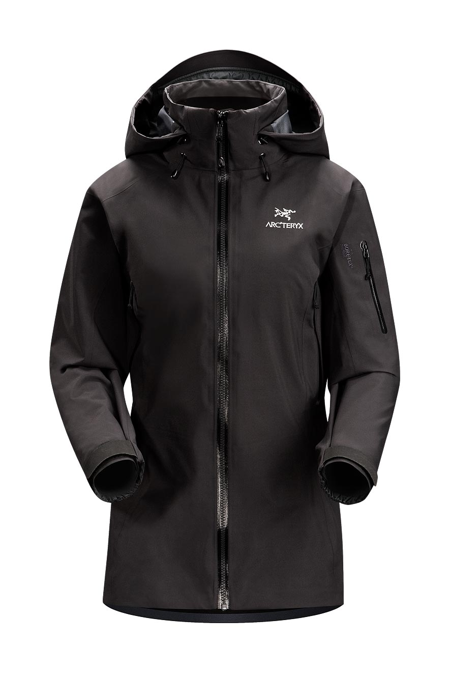 Arcteryx Jackets Women Black Theta AR Jacket