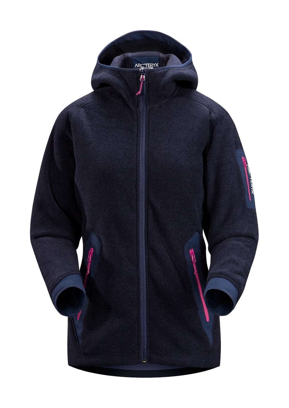 Arcteryx Women Twilight Strato Hoody