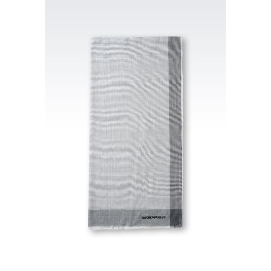 ARMANI COTTON WRAP