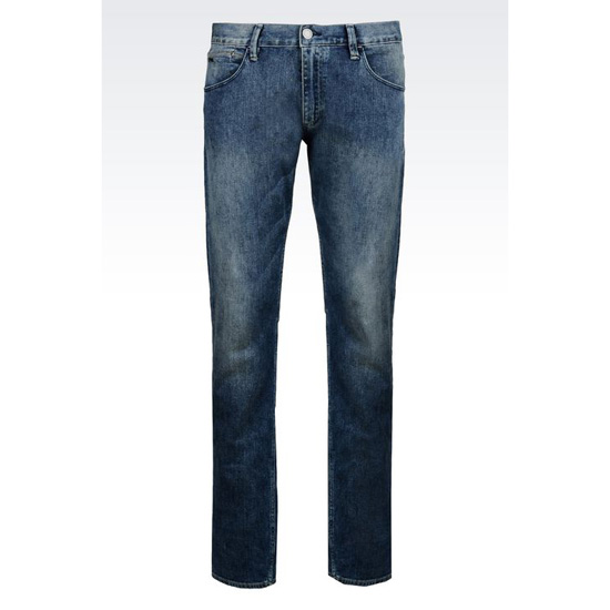 ARMANI JEANS SLIM FIT MEDIUM WASH