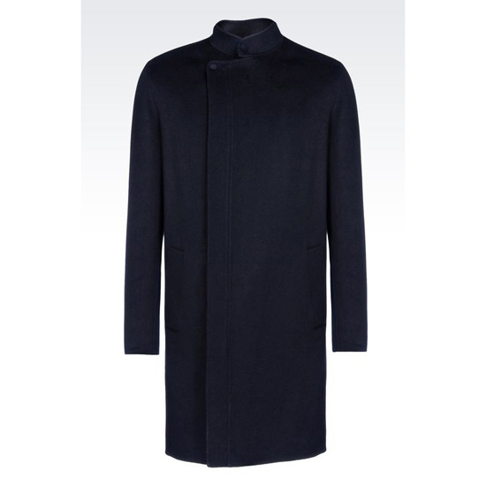ARMANI RUNWAY COAT IN CASHMERE