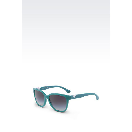 ARMANI SUNGLASSES IN ACETATE