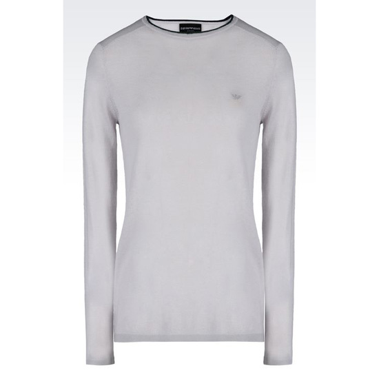 ARMANI SWEATER IN CASHMERE