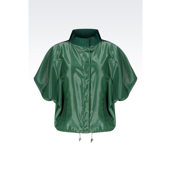 ARMANI JACKET IN ORGANZA