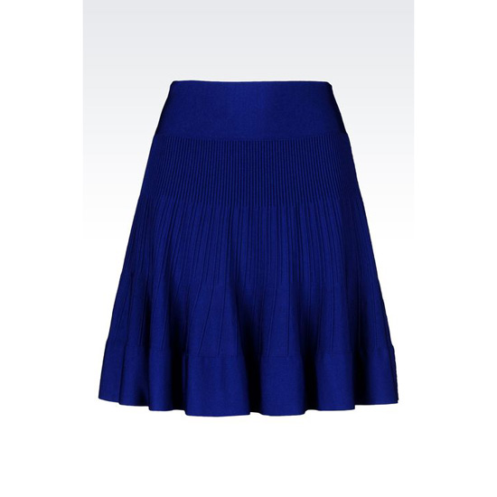 ARMANI SKIRT IN VISCOSE BLEND