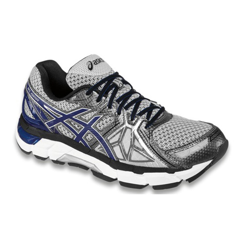 Men's ASICS GEL-TECH WALKER NEO® 4 9090 - Black/Black/Silver