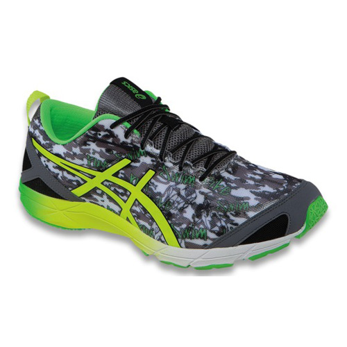 Men's ASICS GEL-DEDICATE® 4 0793 - Flash Yellow/Silver/Onyx