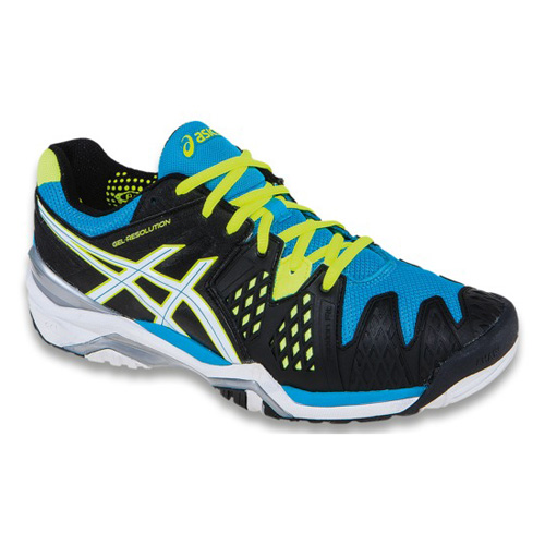 Men's ASICS GEL-KAYANO® 20 NYC 0461 - Flash Yellow/Island Blue/Royal