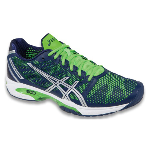 Men's ASICS GEL-KINSEI® 5 0150 - White/Vibrant Blue/Silver