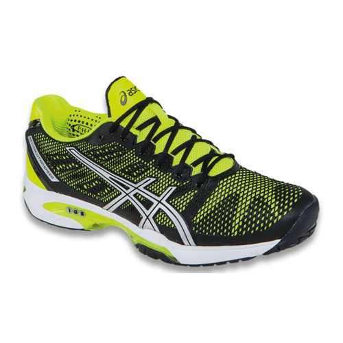 Men's ASICS GEL-KINSEI® 5 0401 - Flash Yellow/White/Green