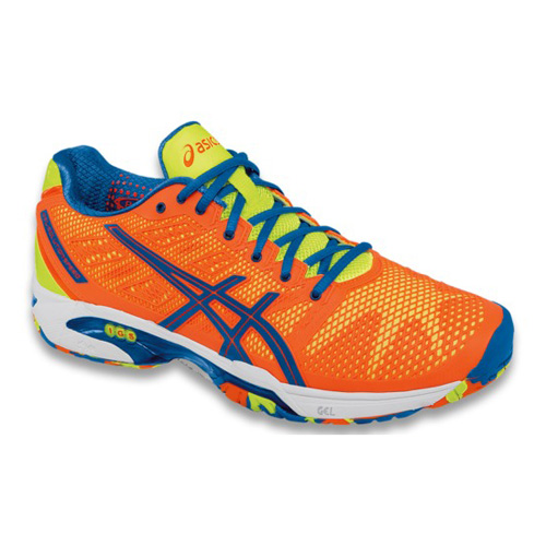 Men's ASICS GEL-KINSEI® 5 3001 - Flash Orange/White/Royal