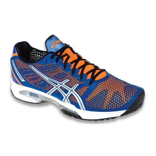 Men's ASICS GEL-FUJITRAINER™ 3 7116 - Aluminum/Marigold/Methyl Blue