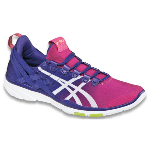 Women's ASICS GEL-SOLUTION® SPEED 2 CLAY COURT 3393 - Purple/Silver/Lime