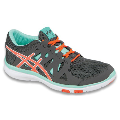 Women's ASICS GEL-STORM™ 2 9099 - Black/Onyx/Emerald