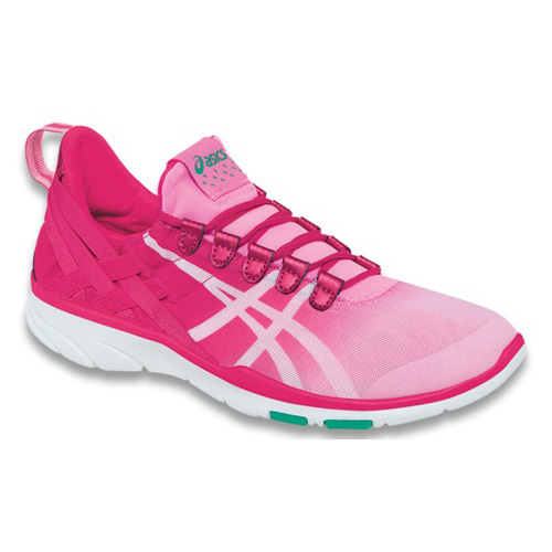 Women's ASICS GEL-NOOSAFAST™ 2 4535 - Glacier/Hot Pink/Navy