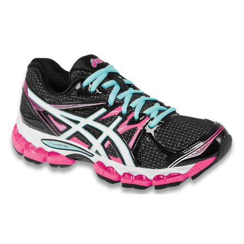 Women's ASICS GEL-VOLLEYCROSS® REVOLUTION 0190 - White/Black/Silver