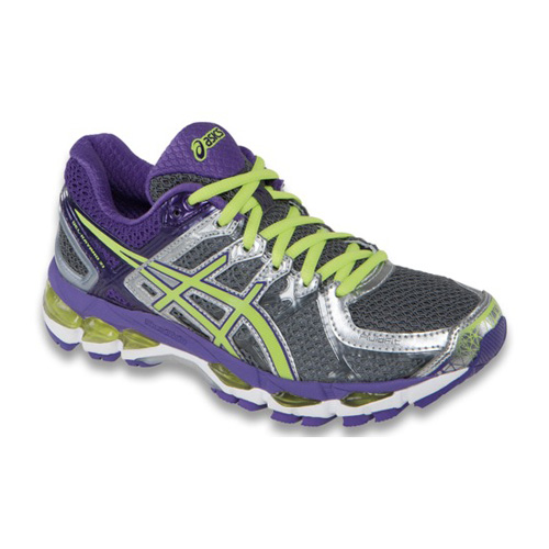 Women\'s ASICS GEL-NIMBUS® 16 LITE-SHOW™ 0493 - Flash Yellow/Lightning/Black