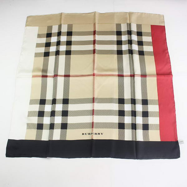 Burberry Scarves Silk Broadcloth WJBUR06 Apricot