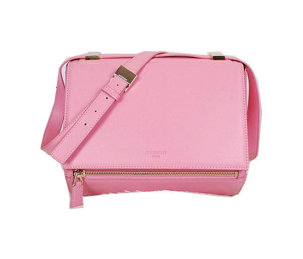 Givenchy Box Bag Calfskin Leather G0766 Pink