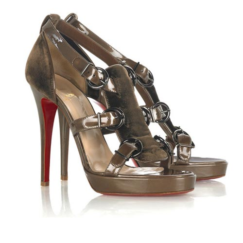 Christian Louboutin Lima 120 sandals