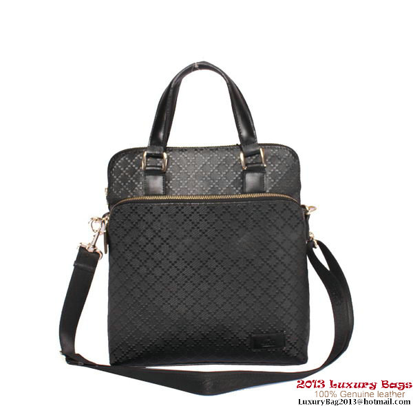 Gucci Men Tote Shoulder Bag 854364 Black